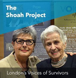 Shoah Project at JCC London
